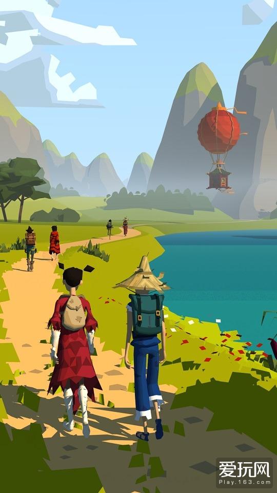 苹果官方推荐 《边境之旅》疯狂旅行团今日开启