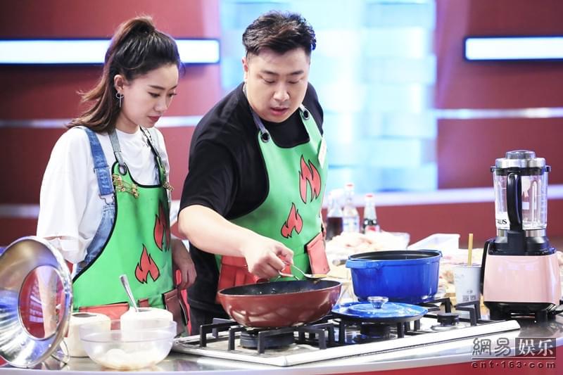 """厨房小百科泰维上线  """"泰小组合""""立志翻盘"""