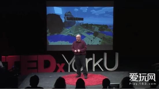 TED课堂上的斯图尔特·邓肯