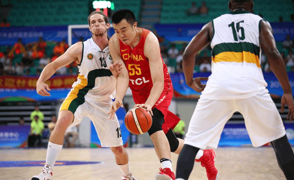 金砖国家运动会篮球赛:中国90-61南非