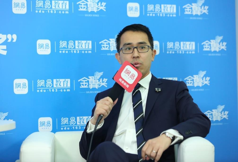 北京市私立汇佳游毅:以IB教学理念来取得突破