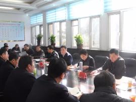 义马市大气污染防治攻坚冲刺30天环保约谈会召开