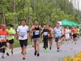 2017长治环漳泽湖生态马拉松赛进行实地对接协调落实