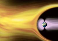 地球磁场正向西偏移?或与罗斯比波影响有关