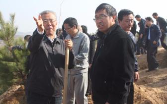 """第40个义务植树节 吕梁市确定3个""""百万亩"""""""