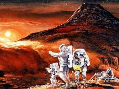 人类要想生火星宝宝,需要先修改自己的DNA