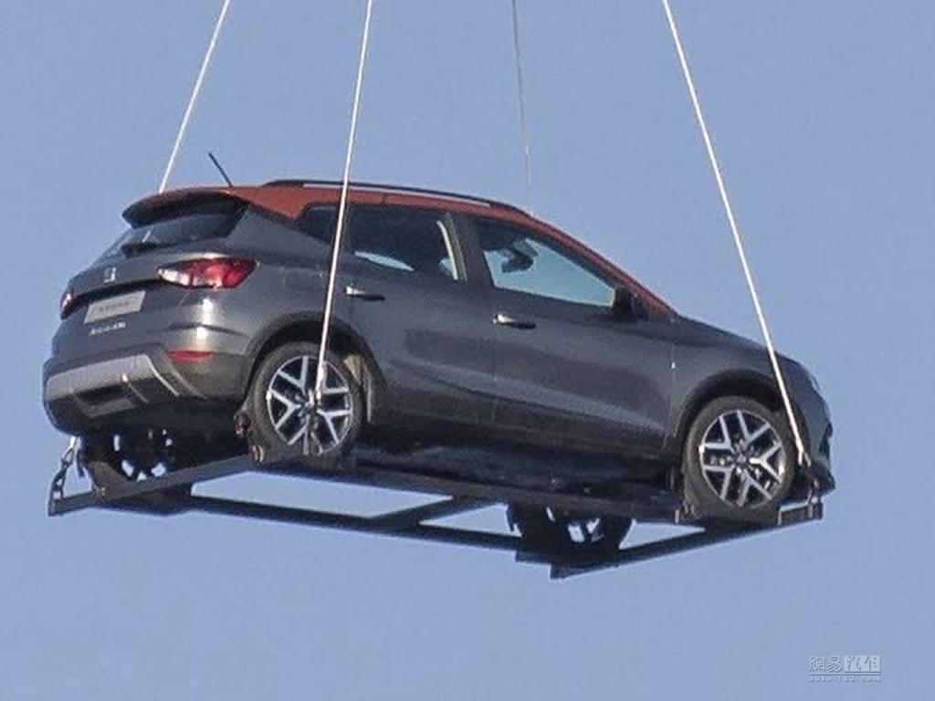 即将发布 西雅特小型SUV Arona实车曝光