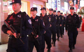 邯郸:春节期间全市社会治安大局平稳