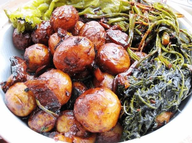 酱土豆:土豆的东北特色吃法