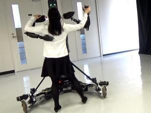 机器人说 | 这款机器人为跳舞而生,快来瞧