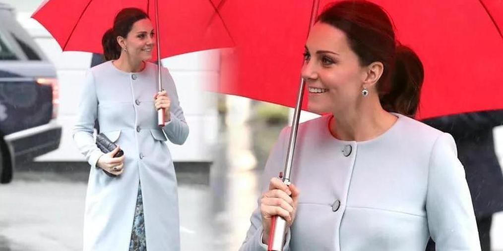 凯特捐个头发做慈善?那威廉岂不是亏大了