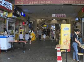 文明创建曝光台:四条商业街区脏乱现象有待改善