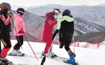团结互助激发梦想力量 走近我省冬残奥项目