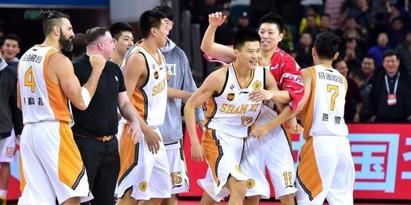 山西116-114男篮获两连胜 刘冠岑献绝杀