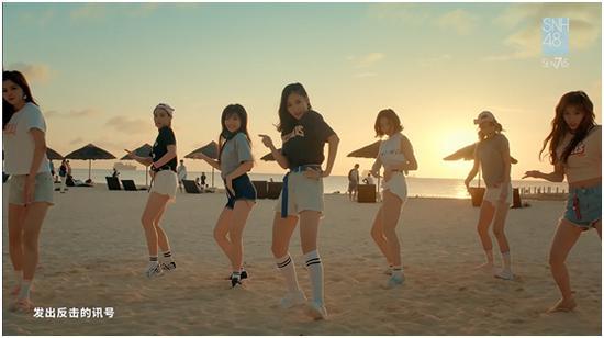 SNH48 7SENSES《KiKi's Secret》MV发布