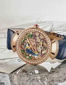 4款让女人舍不得摘下的珠宝腕表