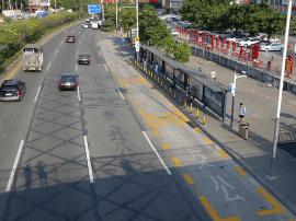 龙华出招缓解交通压力!22个公交站发生这个变化