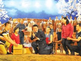 话剧《热泉》成首届山西艺术节首场加演剧目
