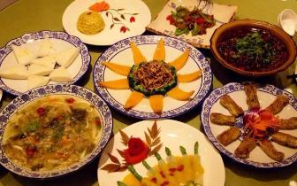 鱼非鱼而胜似鱼 肉非肉而胜似肉…双桂堂的素食文化太惊艳!