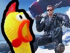 爱玩携手终结者2送你只鸡
