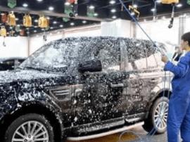 洗完车就代表干净吗?六招可验马虎洗车工