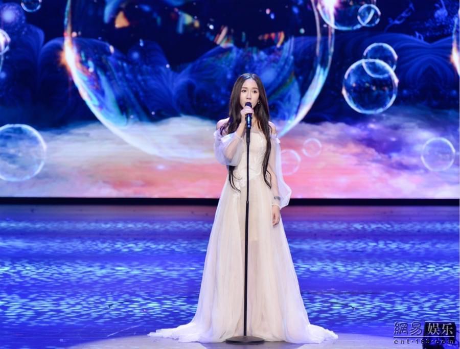 娄艺潇成《跨界歌王》将与国际顶尖唱片公司签约