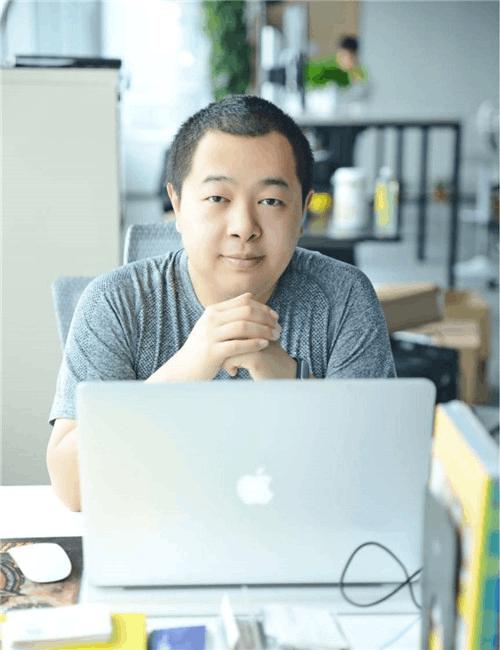 2017中国AI英雄风云榜商业创新人物候选人之张凯磊