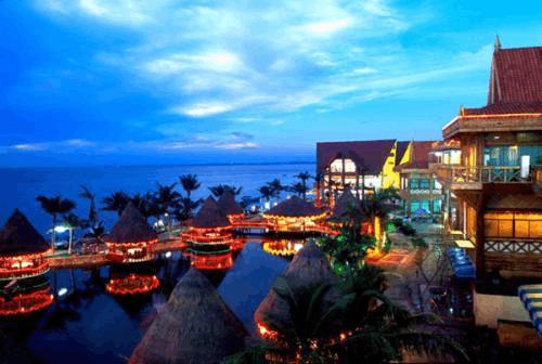 """中国最美的海滨城市之一 中国""""四大渔场""""之一:广西"""