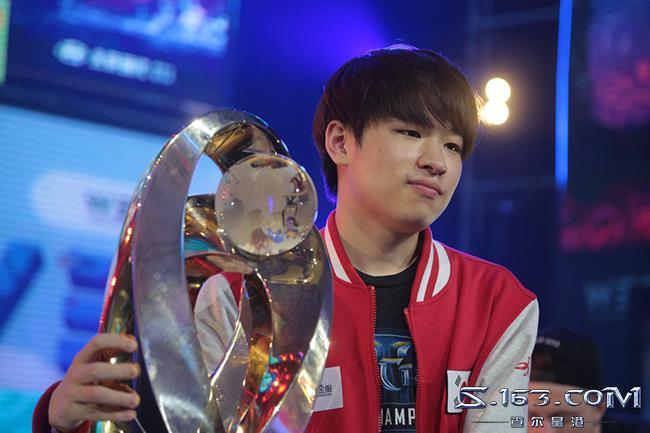 Maru夺WESG星际2冠军 历史奖金排行JinAir霸占前三