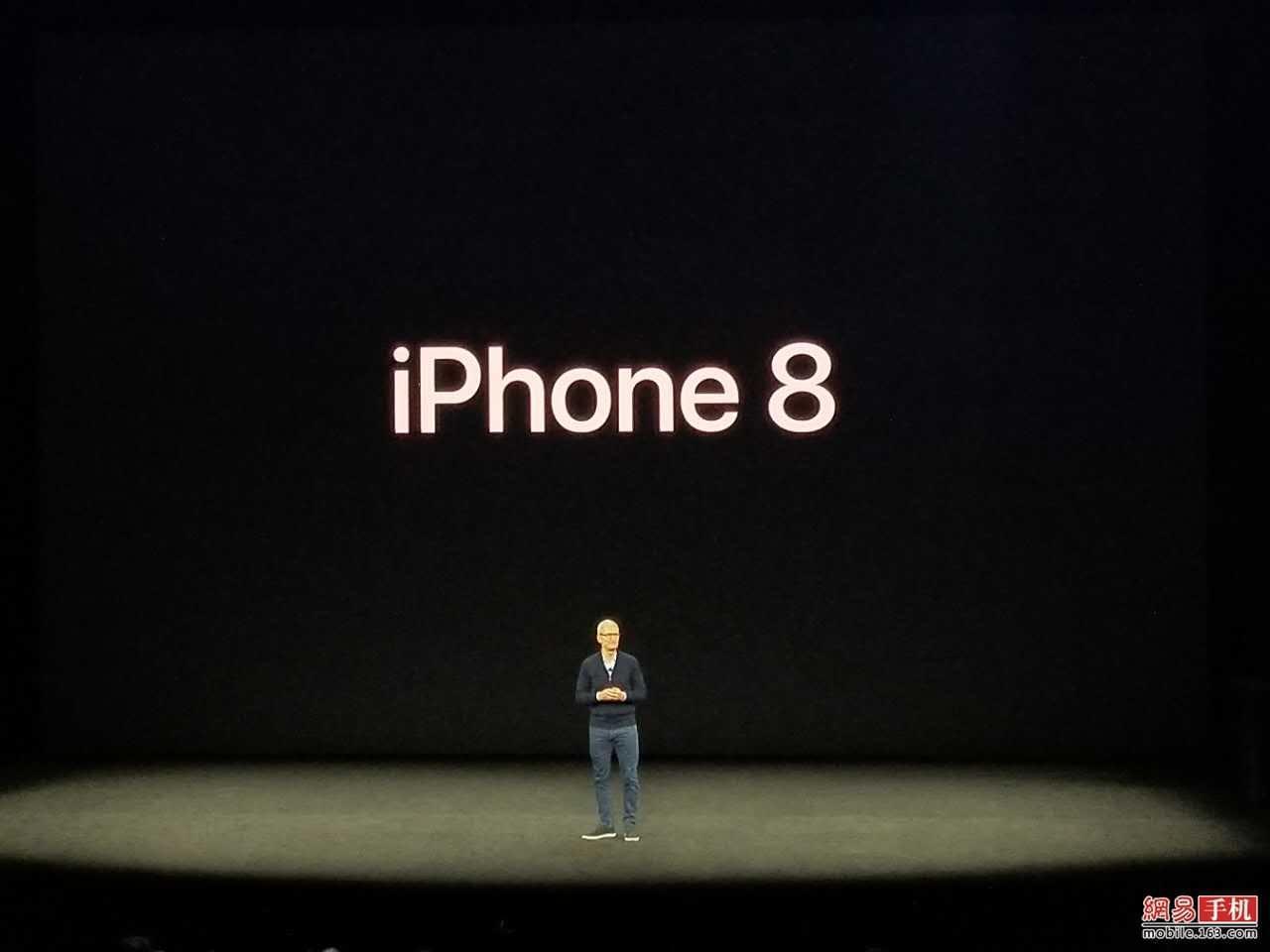 全新iPhone正式命名为iPhone 8/8 Plus