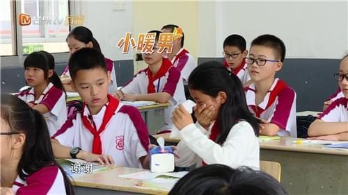 《变形计》农村女主吴欣媛外貌性格双逆袭