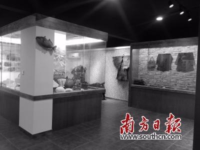 """惠州市首个""""渔村""""展览馆落成 位于大亚湾区霞涌"""