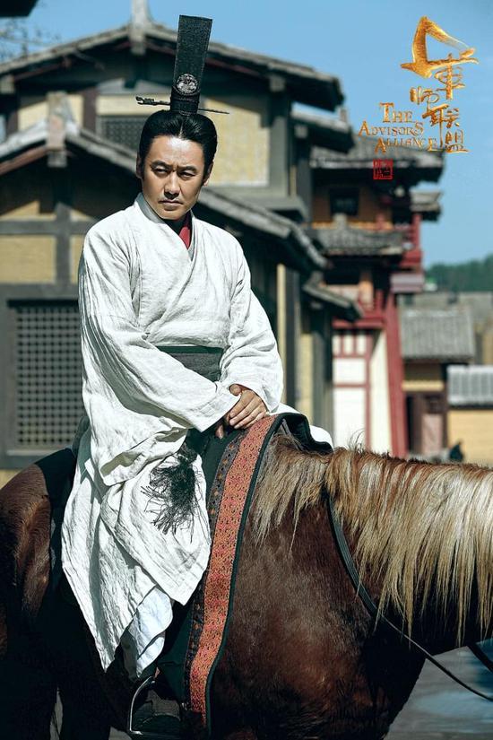 吴秀波《军师联盟》今晚开播 演绎司马懿传奇人生