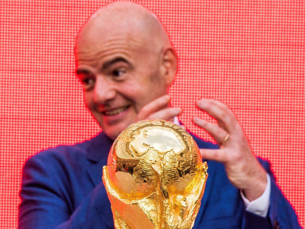 FIFA主席支持2022世界杯提前扩军至48队:为什么不?