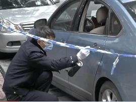 广州十几辆小车停咪表路段被盗窃 咪表公司拒负责