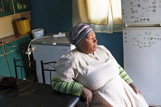 南非艾滋病代代传:传播者不带套 觉得是浪费钱