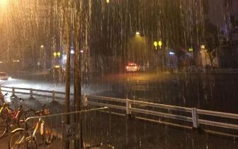 超2000次闪电!福州22日晚炸雷+闪电+狂风暴雨