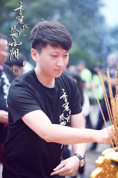 鲲池影业创始人、CEO李鲲