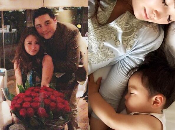 日本女星嫁台湾富豪疑婚变 闺蜜:她很辛苦很累