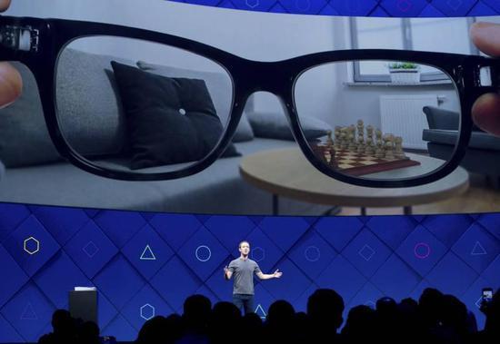 嗅觉敏锐的小扎能否抓住AR,再造Facebook帝国