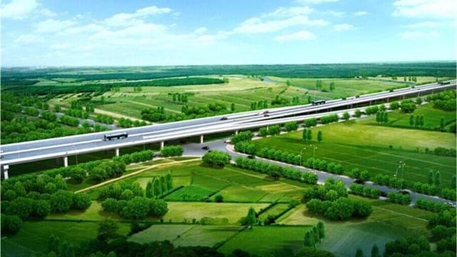 星沙联络线今年6月主线通车 将缓解沿线交通压力