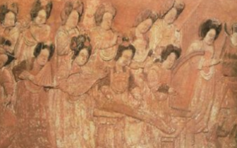 《霓裳羽衣》:一个与丝绸之路关联的盛唐乐舞艺术