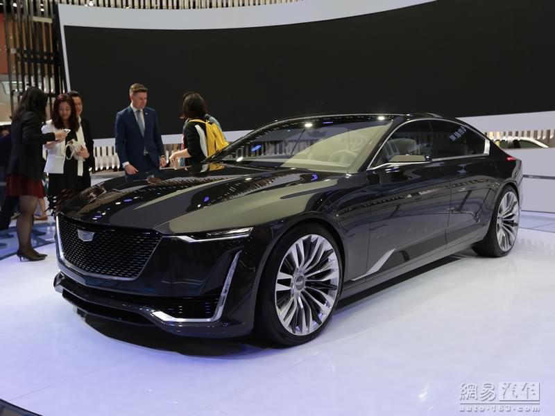 2017上海车展:Escala概念车国内首发