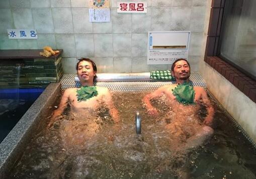 每日轻松一刻1月6日:用麻辣烫洗澡是怎样的一种体验