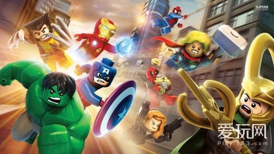 《乐高:漫威超级英雄》成同系列最畅销游戏