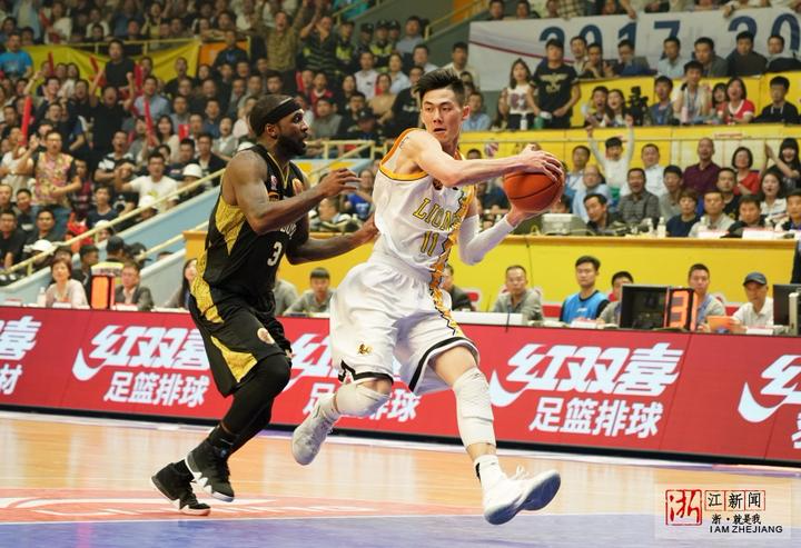 浙江广厦赢得抢七大战 与辽宁男篮会师总决赛