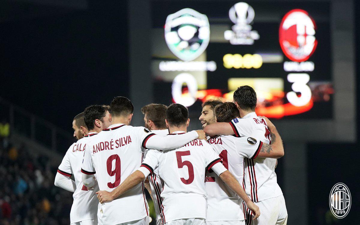 米兰VS桑普前瞻:欧战对手直接PK米兰争7轮不败