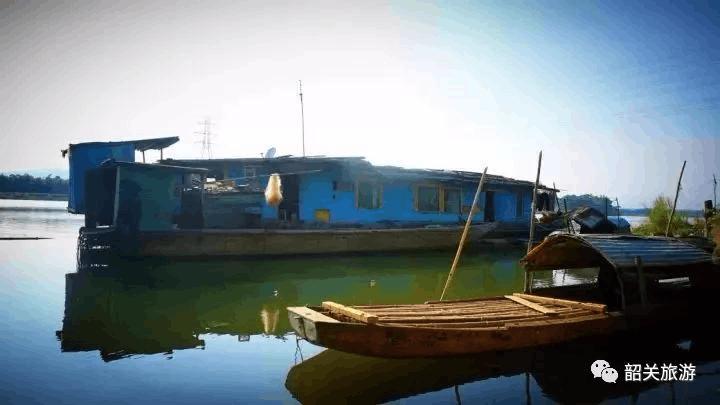 公交奇遇丨被遗忘的浈江第一大镇,还有免费渡船!