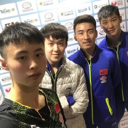 世青赛国乒男女团挺进决赛 中日将上演巅峰对决