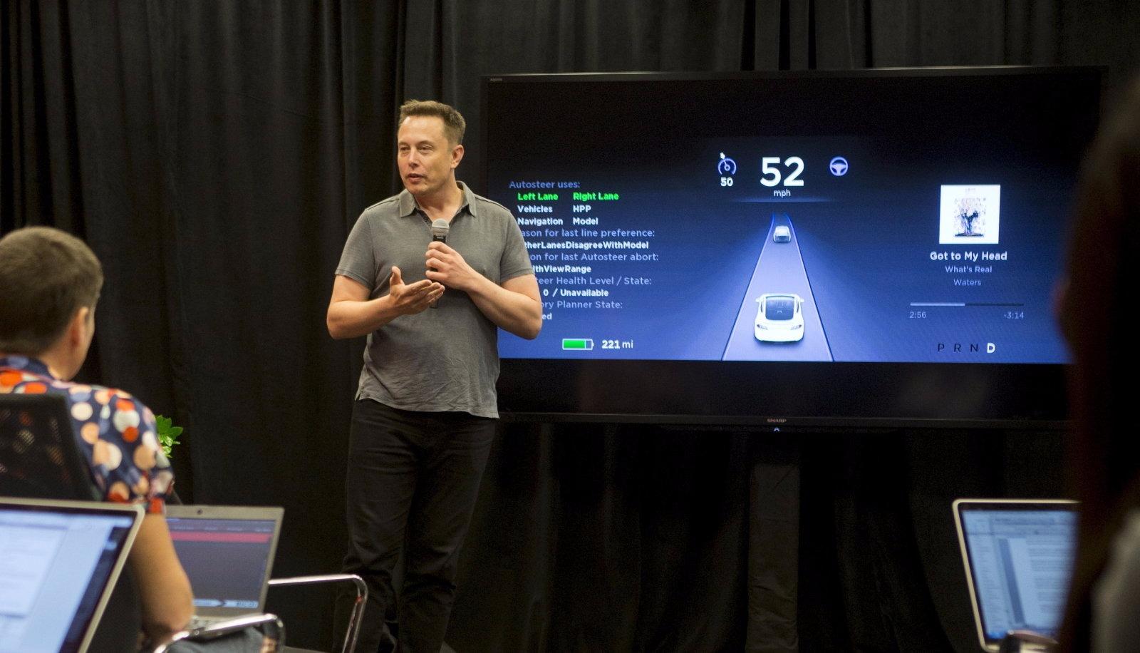 特斯拉证实Model X撞击致死事故处于自动驾驶状态